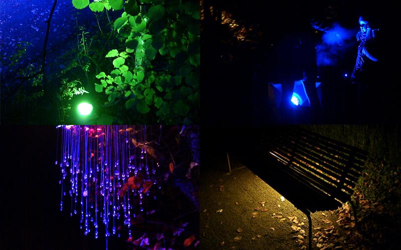 Kollage - Ljus i Alingsås